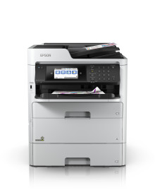 Epson Launches New Workforce Pro WF-C569R Business Inkjet Printer with A4 Replaceable Ink Pack System (RIPS)
