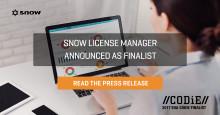 Snow License Manager earns prestigious industry recognition