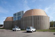 EkoBalans utvinner fosfor ur slam på Öresundsverket: Lyckade pilotförsök och fortsatt drift