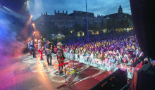 Pressinbjudan: Östersjöfestivalens onsdagsartister presenteras