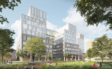 Assemblin kontrakteras för genomförandet av installationer när den nya vårdbyggnaden på Malmö sjukhusområde byggs