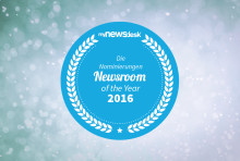 "Mynewsdesk zeichnet den ""Newsroom of the Year 2016"" aus"