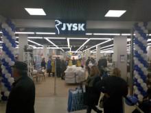 JYSK у форматі 3.0 з'явився  у Луцьку