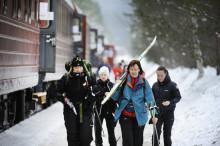 Direkttåg till Tjejvasan och Vasaloppet 2016
