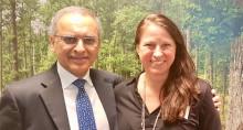 WWF:s president gästar BIOBASE