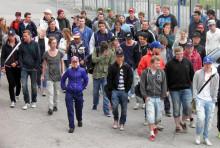 Första dagen i verkstadsindustrin för 100 köpingsungdomar