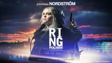 """Fler städer till Johanna Nordströms vårturné """"Ring Polisen"""""""