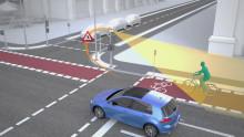 Volkswagen og Siemens gør vejkryds mere sikre