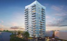 Bygglov klart för Riksbyggens 15-våningshus i Bandhagen