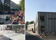 Förväntansfull skolstart i Mariestad