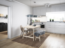 Nu blir Karlslund i Landskrona 33 lägenheter klokare
