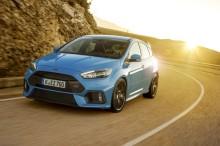Nová sada pro Ford Focus RS se postará o ještě větší zábavu za volantem