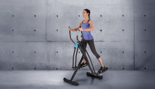Ready for take off - Mit dem Air-Walker von CAPITAL SPORTS abheben