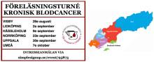 Blodcancerförbundet sätter kronisk blodcancer på kartan i samband med blodcancermånaden september