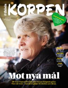 #thisiskorpen tar upp Korpens ställningstagande för tjejers roll inom svensk idrott