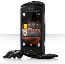Sony Ericssons nya walkmanmobil hos 3