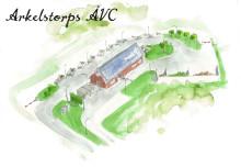 Invigning av Arkelstorps nya återvinningscentral