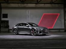 Ny Audi RS 6 Avant er 4. generation af RS-ikonet