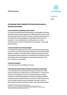 FAQ thyssenkrupp Testturm Rottweil