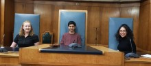 Who will be Bury's next member of Youth Parliament?