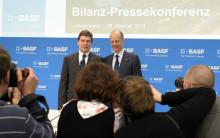 BASF øger omsætning og indtjening i 2012