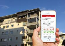 Enkel övervakning av temperatur och fukt