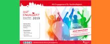 """Mit Engagement für Nachhaltigkeit: der """"Gut Engagiert BürgerPREIS Rhein-Kreis Neuss"""" 2019"""
