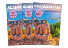 Scandorama presenterar 2019 års resor