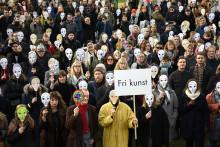 Kjetil Røed: «Utfordrende kunst skal ikke lede til sanksjoner fra politikere eller trusler om tap av støtte»