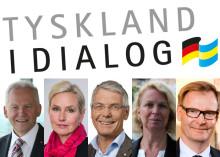 Tyskland i dialog: Mobilitet och logistik - Vart är Europa på väg?