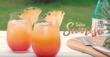 Drinktips - Sake Sunrise