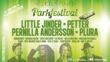 Eskilstuna Parkfestival 1-3 augusti 2019