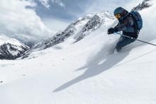 Auf dem 31. SportScheck GletscherTestival den ersten Powder der Saison aufwirbeln