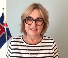 Islands ambassadör kommer till Örnsköldsvik