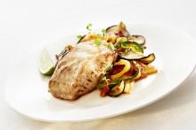 Steinbit rett i ovnen – enklere blir det ikke
