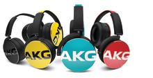 AKG lancerer Y-serien af hovedtelefoner i nyt design og med fantastisk lyd