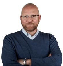 Mattias Viklund blir ny generaldirektör för Trafikanalys