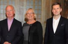 Pelle Lindberg och Dagnija Waern utsedda till Årets Mentorer i Sverige 2016.  Mentorskap kan avgöra ett lyckat företagande