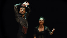 Flamencomästare på Göteborgsbesök