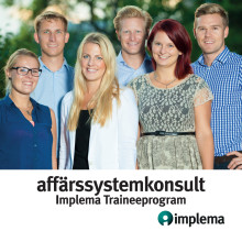 Implema Traineeprogram