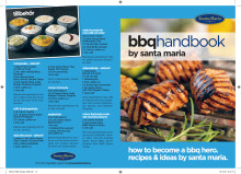 Receptfolder - Santa Maria BBQ