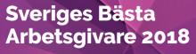 Sveriges Bästa Arbetsgivare 2018
