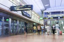 Vart tredje tåg försenat eller inställt
