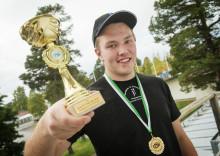 Kvaltävling till Yrkes-SM för unga lastbilsförare i Karlshamn den 17 oktober