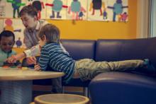 Rekordhøy andel ansatte med barnehagelærerutdannelse