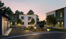 Öppen visning av nya bostäder i Vä