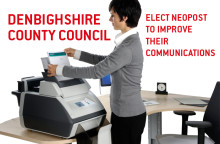 Denbighshire County Council elect Neopost to improve their communications