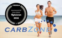 CarbZone nominerade till Årets Bästa Nyhetsrum 2016!