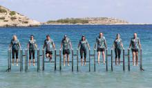 Nordvästra Kreta är platsen för årets Superstars – premiär ikväll