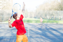 LTA and tech start-ups try to make it easier to find space to play tennis